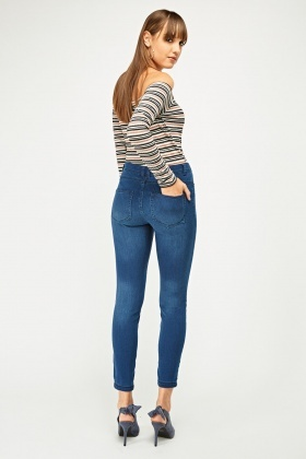 Super Skinny Denim Jeggings