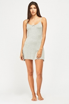 Basic Thin Night Dress