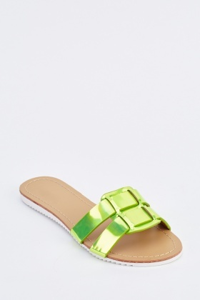 c2f1d25133fe Cheap Flat Sandals for Women £5