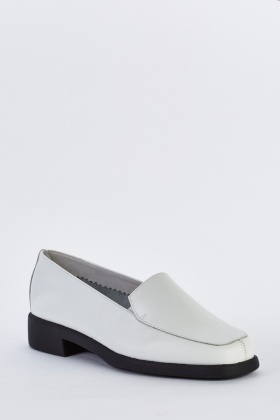 Smart Slip On Loafers