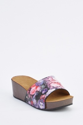 Printed Wedge Sliders