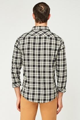 Casual Plaid Shirt