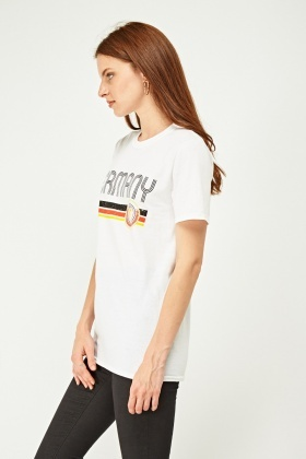Germany Graphic Football T-Shirt