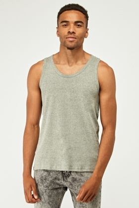 Pack Of 3 Casual Vest Tops