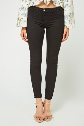Low Rise Skinny Fit Jeggings