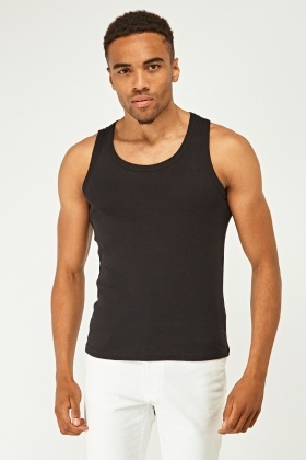 Pack Of 3 Vest Tops