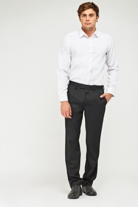 Tailored Smart Mens Trousers