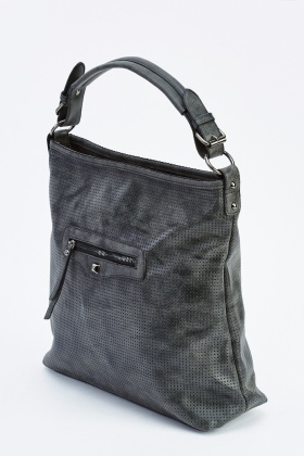 Laser Cut Hobo Bag