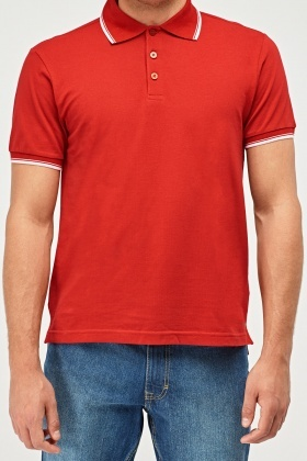 Casual Polo T-Shirt