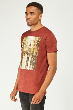 Graphic Mens T-Shirt