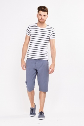 Casual Mens Chino Shorts