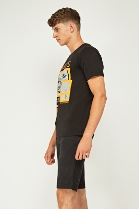 Graphic Casual T-Shirt