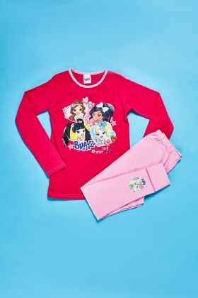 Bratz Graphic Pyjama Set