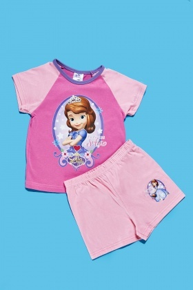 Princess Sofia Graphic Pyjama Set