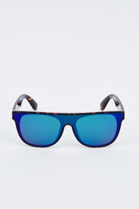 Tortoise Framed Sunglasses