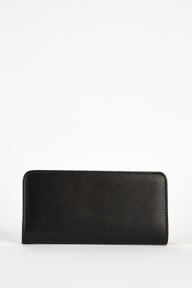 Classic Faux Leather Purse