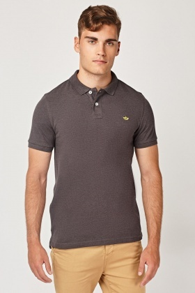 Casual Short Sleeve Polo T-Shirts