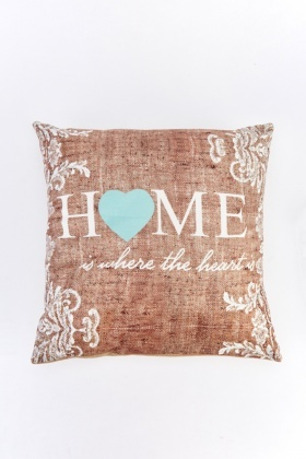 Home Graphic Cushion