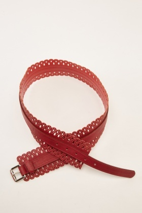 Laser Cut Wide Belt