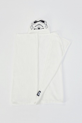 Star Wars Stormtrooper Cuddle Robe