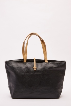 3db547c2339b Contrast Classic Tote Bag - Just £5