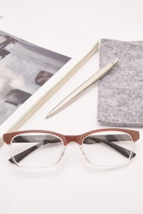 Brown Multi Reading Glasses