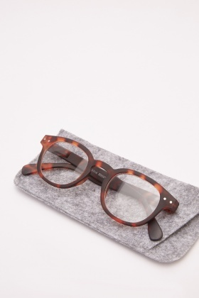 Tortoise Print Reading Glasses