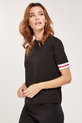 Sporty Trim T-Shirt