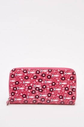 Novelty Printed Purse