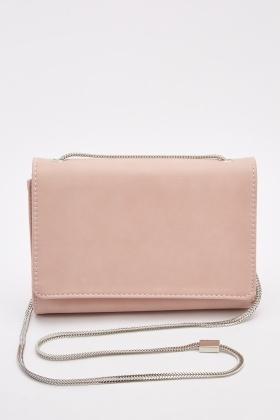 2d882d24bb61 Chain Strap Cross-Body Bag - Just £5