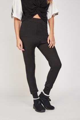 Casual Cuffed Jogger Pants