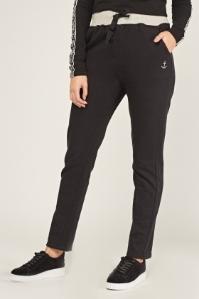 Casual Straight Leg Joggers