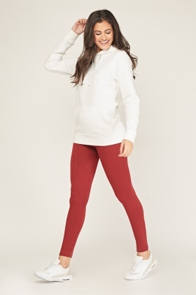 High Waist Casual Leggings