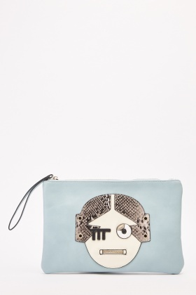 Detail Front Clutch Bag