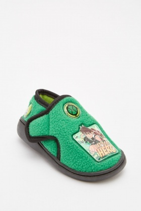 Kids Ben 10 Slippers