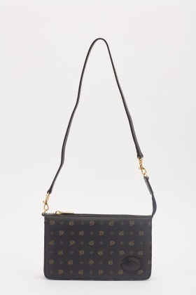 Printed Mini Cross-Body Bag