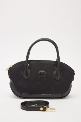 Vintage Logo Front Dome Bag