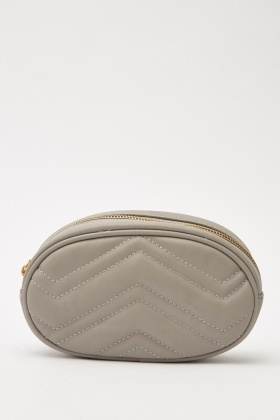 Faux Leather Bumbag