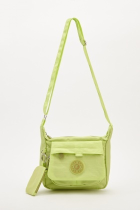Front Detail Cross Body Bag