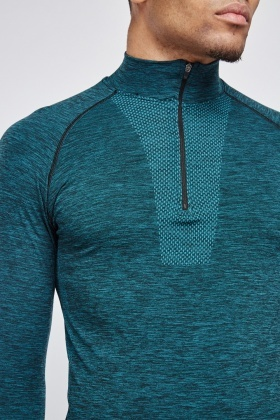 Raglan Sleeve Sports Pullover