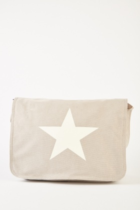 Star Textured Bag