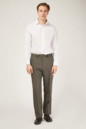 Formal Slim Fit Trousers