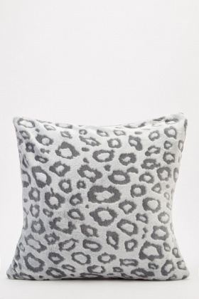 Animal Print Cushion Cover