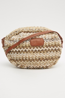 Twine Small Shoulder Bag