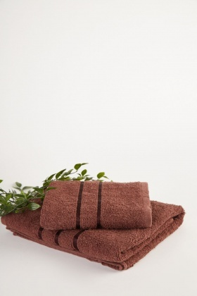 Hand And Bath Towels Set