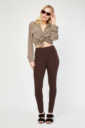 Skinny Fitted Treggings