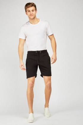 Casual Long-Line Shorts