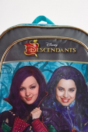 Disneys Descendants Themed Backpack