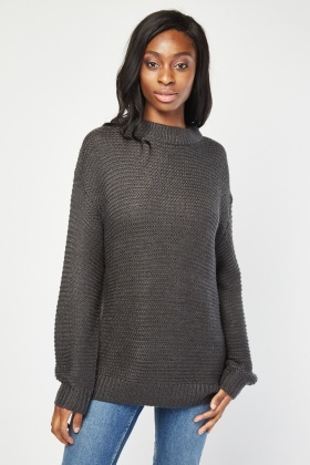 Chunky Knitted Jumper