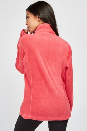 Zip Up Poly-Fleece Jacket